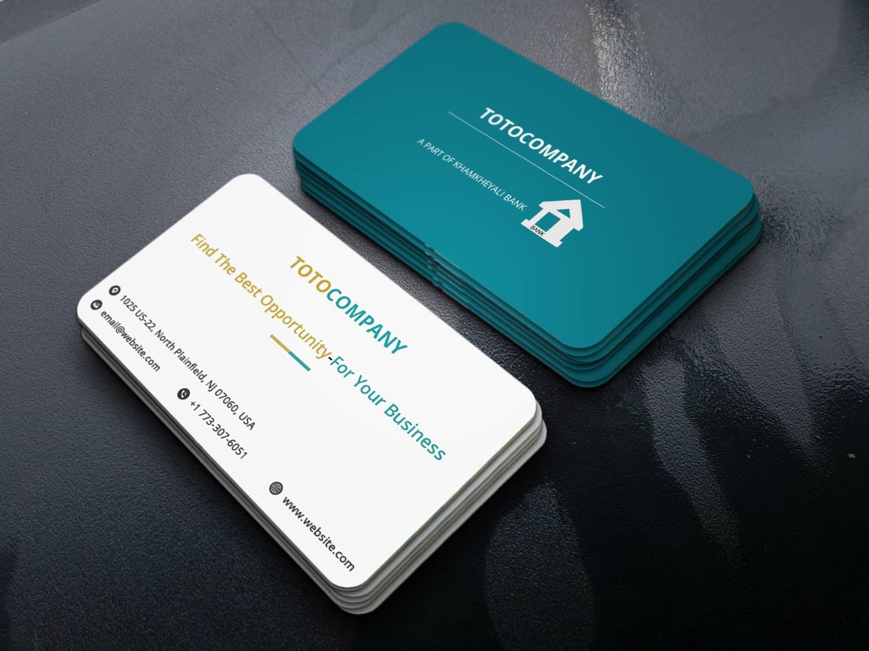 Banker Business Card