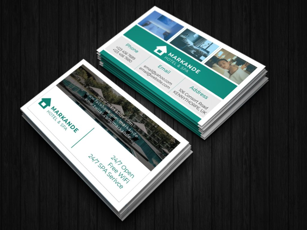 5 best spa business card designs 2020  techmix