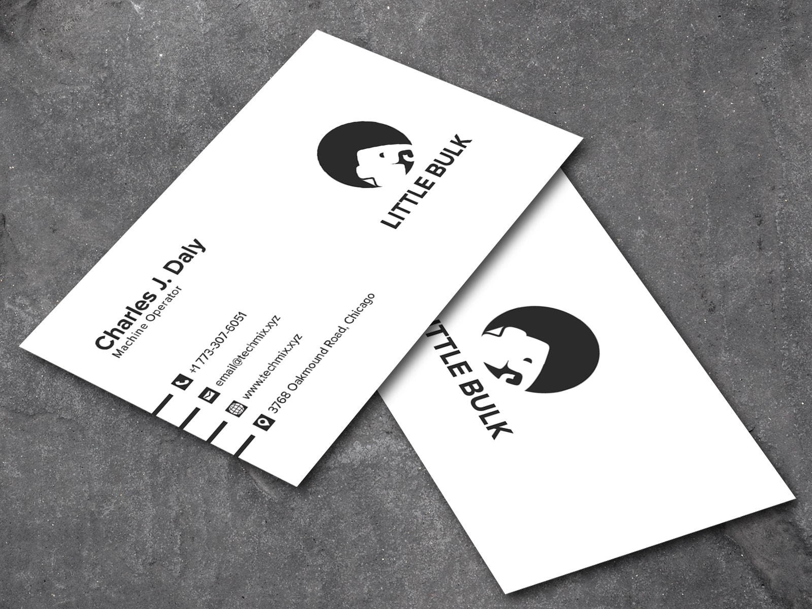 black-and-white-minimal-business-card-design